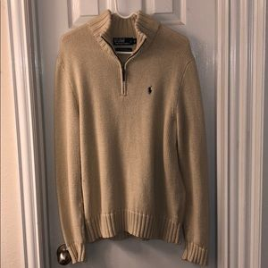 Polo Knit Sweater